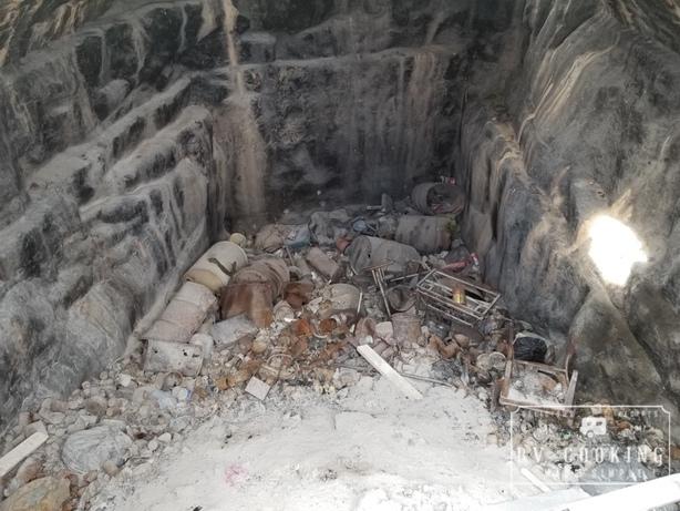 apache death cave tour
