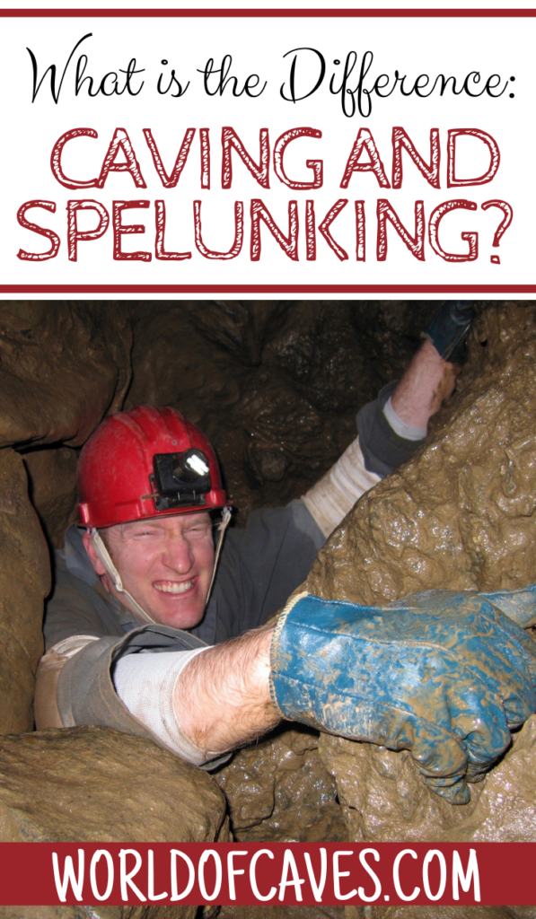 How Do You Go Spelunking?