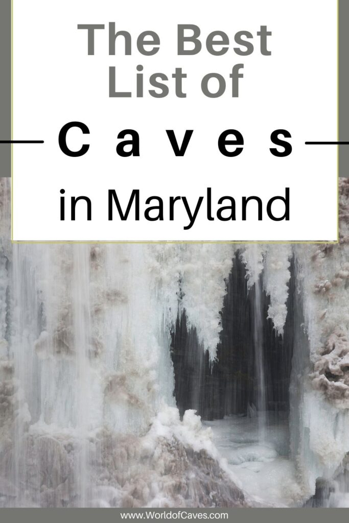 caves in Maryland