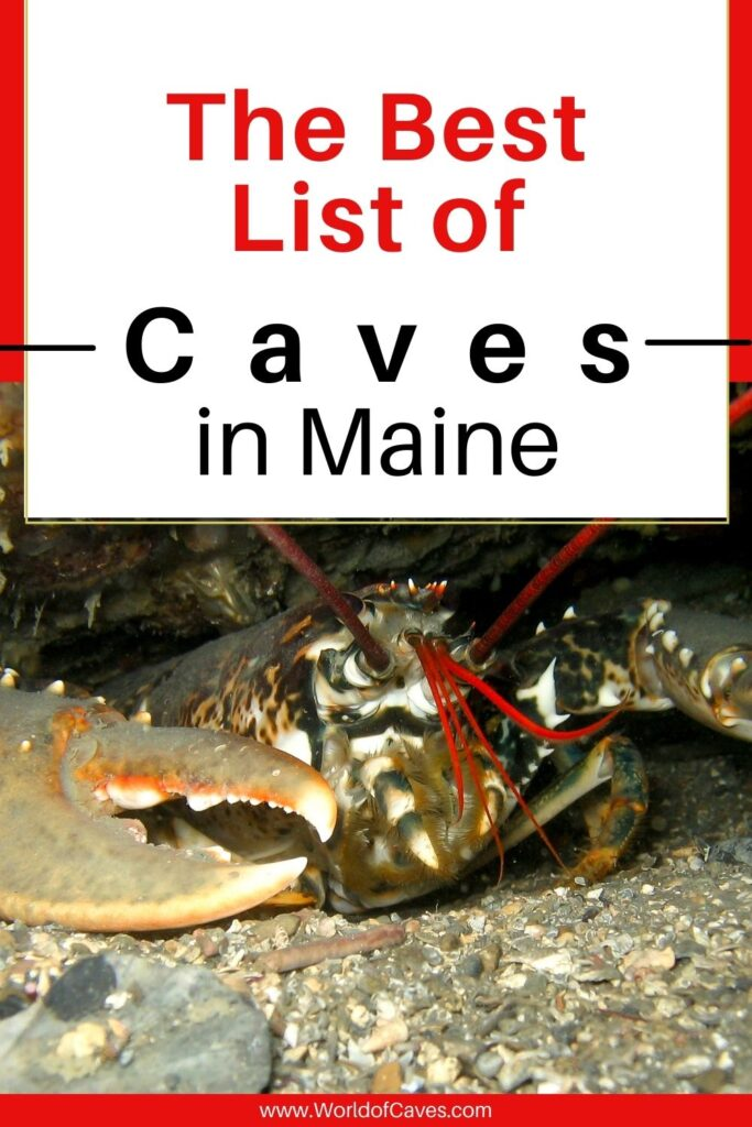 The Best List of Caves in Maine