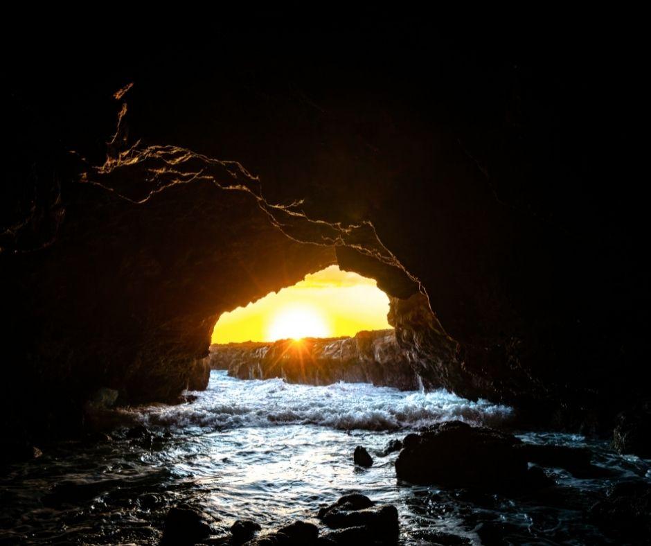 Salt Caves in California