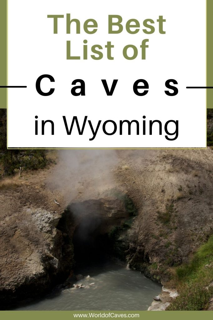 The Best List of Caves in Wyoming