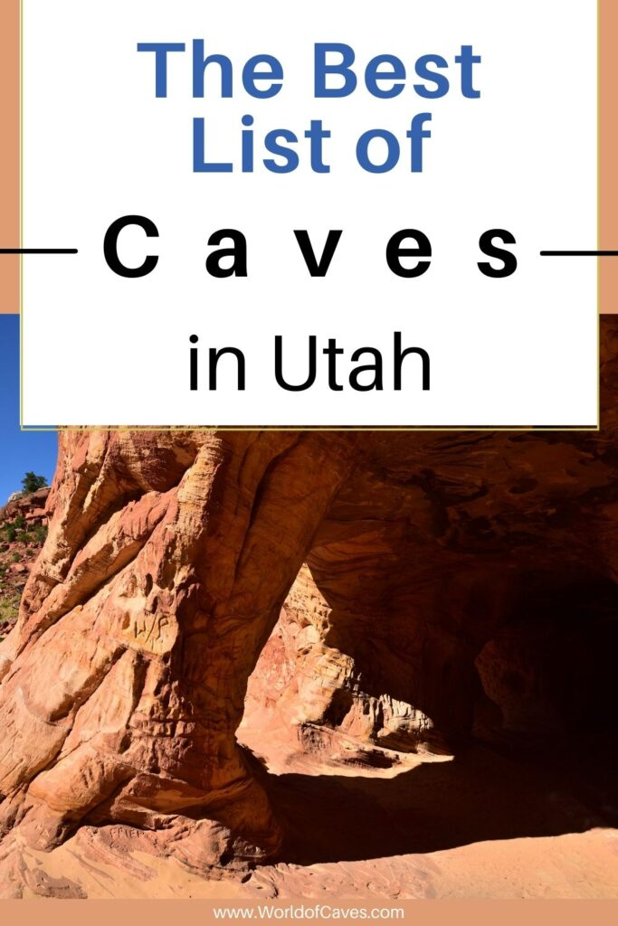 The Top Caves in Utah